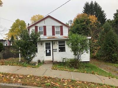 Corinth Vlg NY Single Family Home For Sale: $99,900