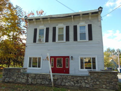 Argyle Multi Family Home For Sale: 4245 State Route 40
