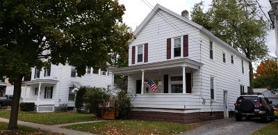 Glens Falls Single Family Home For Sale: 7 Knight Street