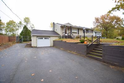 Queensbury Single Family Home Contingent Contract: 14 Arbutus Drive