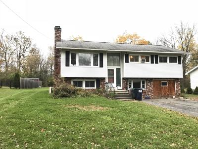 Glens Falls Single Family Home For Sale: 16 Thornberry Drive