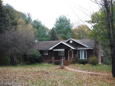 Corinth NY Single Family Home For Sale: $165,000