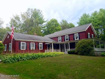 Schroon Single Family Home For Sale: 777 State Route 9