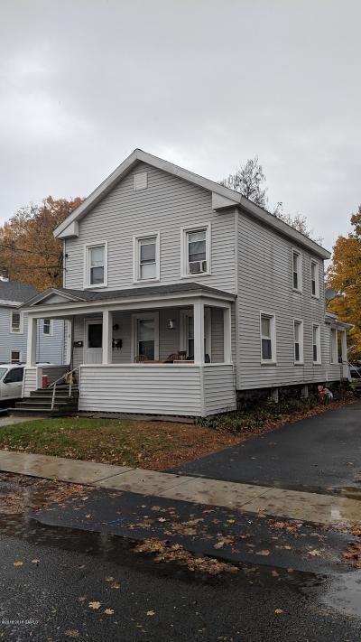 Hudson Falls Vlg Multi Family Home For Sale: 18 Elizabeth Street