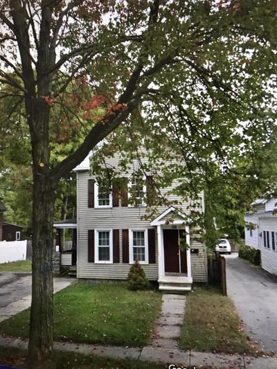 Glens Falls Multi Family Home For Sale: 198 South Street