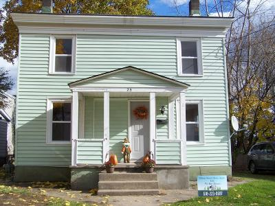 Glens Falls Multi Family Home For Sale: 25 Walnut Street