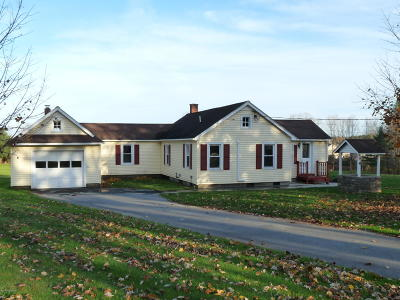 Queensbury Single Family Home For Sale: 73 Country Club Road