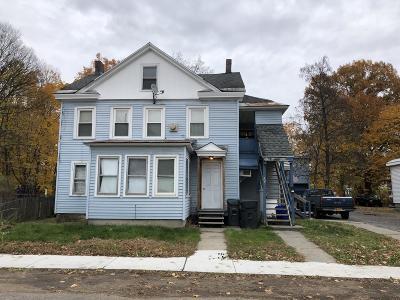 Hudson Falls Vlg Multi Family Home For Sale: 22-24 Elizabeth Street