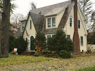Glens Falls Single Family Home For Sale: 111 Grant Avenue