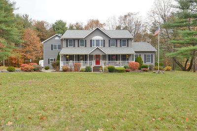 Moreau Single Family Home Contingent Contract: 3 Barrington Drive