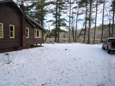 Chestertown Single Family Home For Sale: 37 Schroon River Forest
