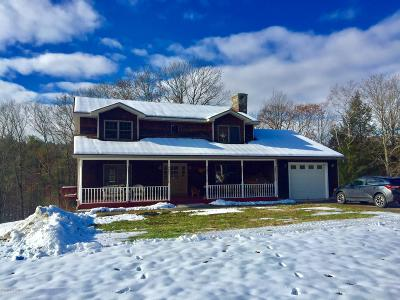 Lake Luzerne NY Single Family Home For Sale: $279,000