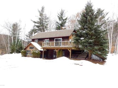 Johnsburg Single Family Home For Sale: 15 Crane Mountain Rd Road
