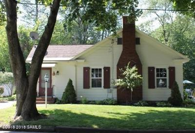 Queensbury NY Single Family Home Pending: $179,000