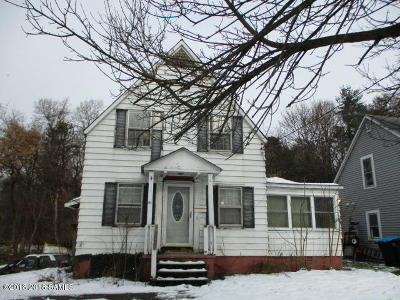 Glens Falls Single Family Home For Sale: 146 Hunter Street