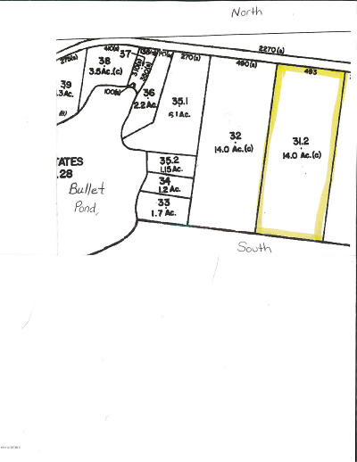 Essex County Residential Lots & Land For Sale: T B.d. Hoffman Road
