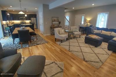 Moreau Single Family Home For Sale: 184 Redmond Rd Road