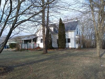 Ticonderoga Single Family Home For Sale: 1361 Nys Rte 9n
