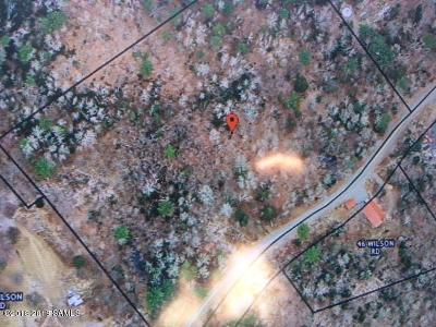 Essex County Residential Lots & Land For Sale: Wilson Road