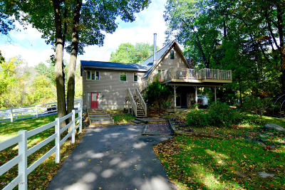 Saratoga County Single Family Home For Sale: 135 Canal Road