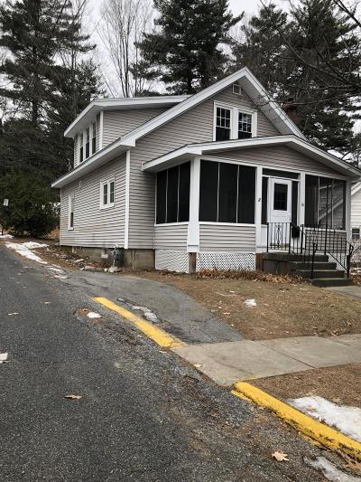 Lake George Vlg NY Single Family Home For Sale: $199,999