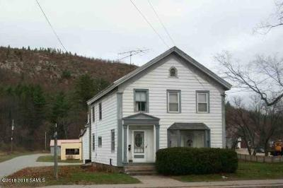 Warrensburg NY Single Family Home For Sale: $499,000