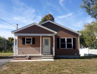 Hudson Falls Vlg Single Family Home For Sale: 7 First Street