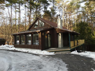 Lake Luzerne Single Family Home Contingent Contract: 60 Montreaux Street