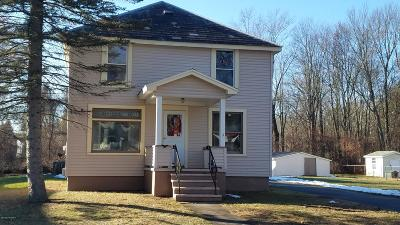 Hudson Falls Vlg Single Family Home For Sale: 5 Combs Ave