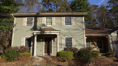 Malta Single Family Home Contingent Contract: 3 Woodmint Place