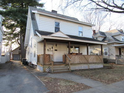 Glens Falls Single Family Home For Sale: 7 Hunter Street