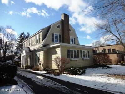 Glens Falls Single Family Home For Sale: 480 Glen Street
