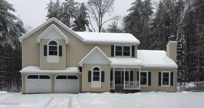 Lake Luzerne Single Family Home For Sale: 53 Fenway Drive