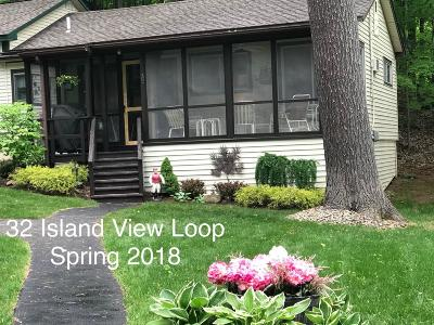 Bolton Single Family Home For Sale: 32 Island View Loop