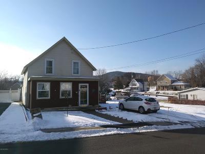 Ticonderoga Single Family Home For Sale: 24 St Clair Street Street