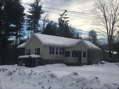 Johnsburg Single Family Home For Sale: 54 Sodom Cross Road