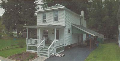 Hudson Falls Vlg Single Family Home For Sale: 1 Roger Street