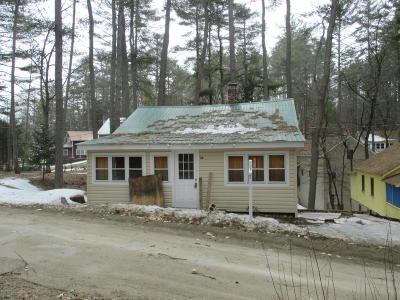 Lake Luzerne Single Family Home For Sale: 36 Pine Road