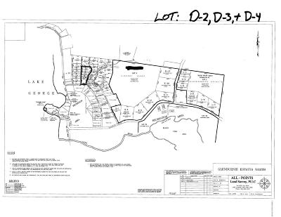 Residential Lots & Land For Sale: Lot D2d3d4 Mosswood Way