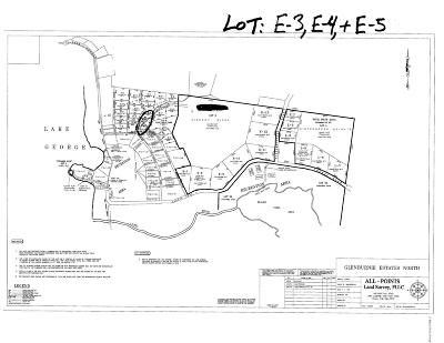 Residential Lots & Land For Sale: Lot E3e4e5 Mosswood Way