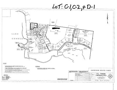 Residential Lots & Land For Sale: Lot C1c2d1 Mosswood Way