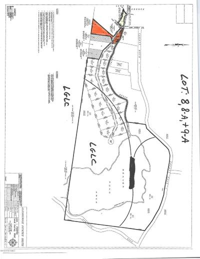 Residential Lots & Land For Sale: Lot 8 A 9a Shadyside Way