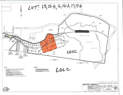 Residential Lots & Land For Sale: Lots 15 16 Shadyside Way