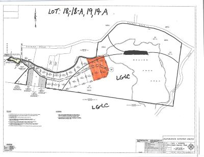 Residential Lots & Land For Sale: Lot 18 19 Shadyside Way