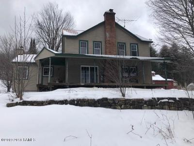 Johnsburg Single Family Home For Sale: 1805 Garnet Lake Road