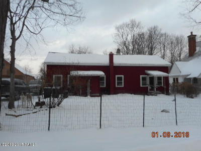 Essex County Single Family Home For Sale: 637 Tarbell Hill Rd Road
