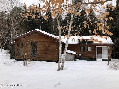 Schroon Single Family Home For Sale: 2383 U.s. 9