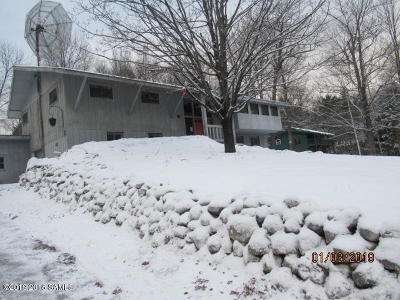 Warrensburg Single Family Home For Sale: 1 Hillcrest Dr
