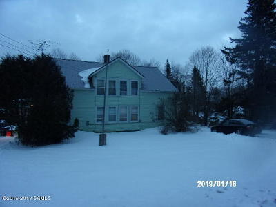 Essex County Multi Family Home For Sale: 360 Witherbee Road