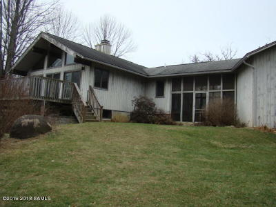 Queensbury Single Family Home For Sale: 5 Clearview Lane